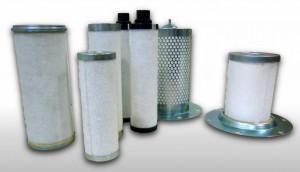 filtre séparateur air/huile pièce détachée