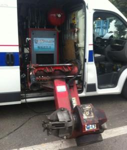 réparation entretient véhicule de maintenance